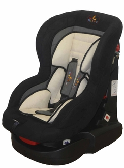 Автокресло ForKiddy Maxi Drive Grey-Beige