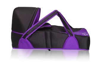 Сумка - переноска для новорожденного ForKiddy Violet