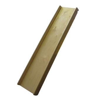 Горка деревянная