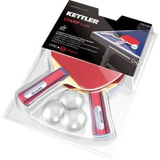 CHAMP Набор для настольного тенниса с мячом