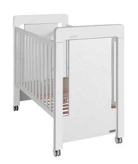 Кроватка 120x60 Micuna Magic Mum Relax с LED-подсветкой(White)