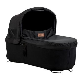 Блок для новорожденных Mountain Buggy Terrain Carrycot Plus Onyx Черный