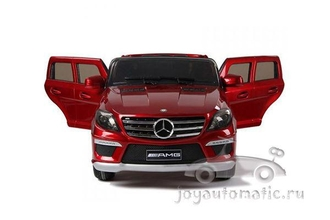Детский электромобиль Mercedes Benz ML 63 AMG LUX