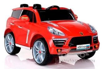 Детский электромобиль Joy Automatic Porshe (ZP5040) с пультом 2.4G
