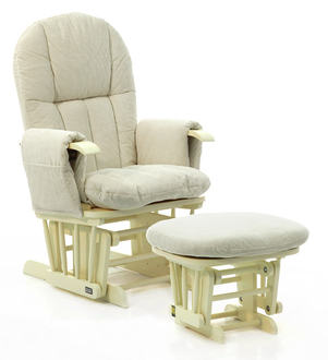 Кресло-качалка для кормления Tutti Bambini Daisy GC35(Vanilla/Cream)