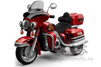 Детский электрический мотоцикл Joy Automatic YLQ1898