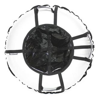 Тюбинг Hubster Ринг Pro серый-черный