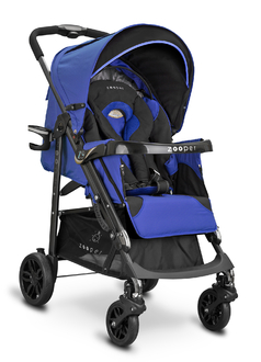 Прогулочная коляска Zooper Z9 Rich - Royal Blue Plaid