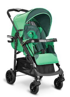 Прогулочная коляска Zooper Z9 Rich - Apple Green Plaid