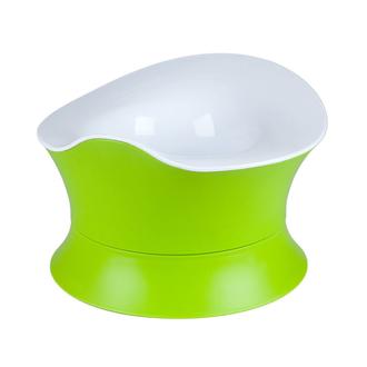 Детский горшок Growing up potty, зеленый