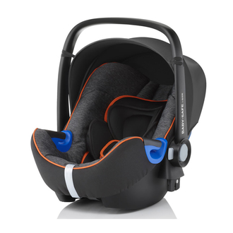 Детское автокресло Baby-Safe i-Size Black Marble Highline