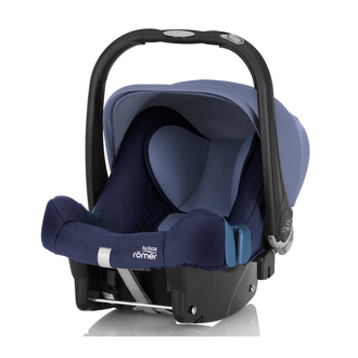 Детское автокресло Baby-Safe Plus SHR II Moonlight Blue