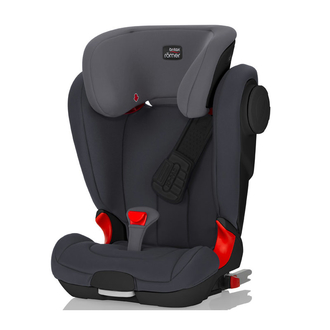 Детское автокресло Kidfix II XP SICT Black Series Storm Grey Trendline