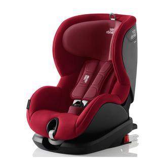 Детское автокресло Trifix2 i-Size Flame Red