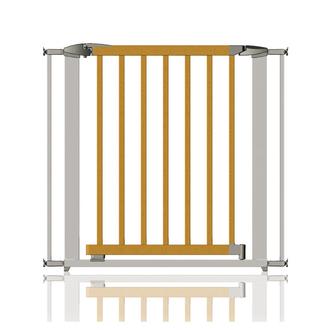 Ворота безопасности 73-96 см, серебр