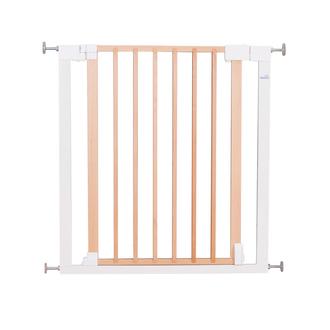 Ворота безопасности Vario Safe 74,5-82,5 см, высота 77,5, натуральный