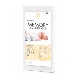 Матрас Memory Evolution 63х125, белый