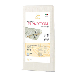 Матрас Physioform 63х125, белый
