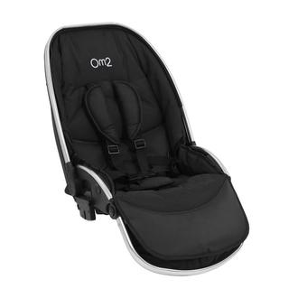 Сиденье для 2-го ребенка Oyster MAX, черный