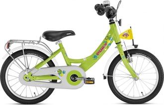 Двухколесный велосипед Puky ZL 16-1 Alu 4225 kiwi салатовый