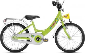 Двухколесный велосипед Puky ZL 18-1 Alu 4325 kiwi салатовый