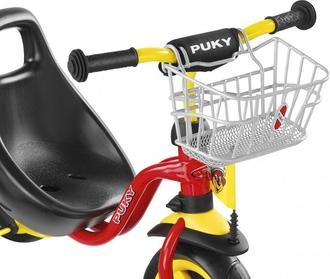 Передняя корзина Puky LK DR 9119 для трехколесных велосипедов и самокатов