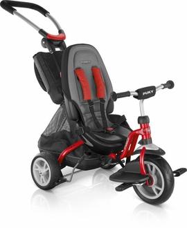 Трехколесный велосипед Puky CAT S6 Ceety 2413 red красный