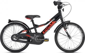 Двухколесный велосипед Puky ZLX 18-3 Alu 4400 black чёрный