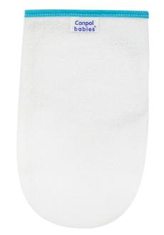 Рукавичка хлопковая Canpol арт. 26/110 цвет бирюзовый