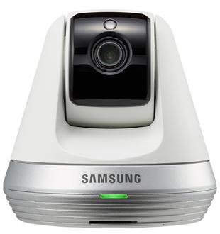 Wi-Fi камера наблюдения за животными Samsung SmartCam SNH-V6410PNW (Full HD 1080p)