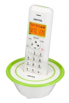 Радио-телефон Switel DE201 green