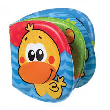 Игрушка для игр в ванной Playgro (Плейгро) Книжка-пищалка