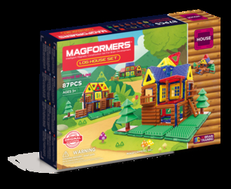 Log House Set