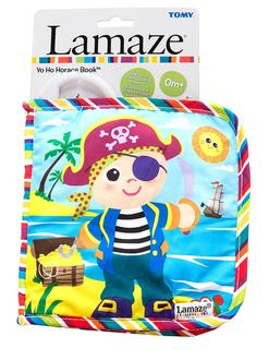 Книжка Tomy Lamaze