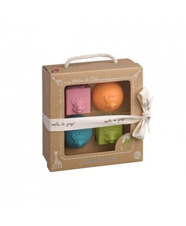 Набор мячиков и кубиков Vulli (Вулли)