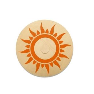 Щит оранжевый ЯиГрушка