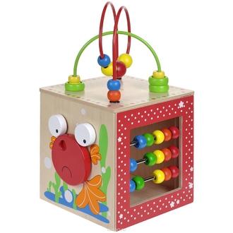 Развивающая деревянная игрушка Hape лабиринт