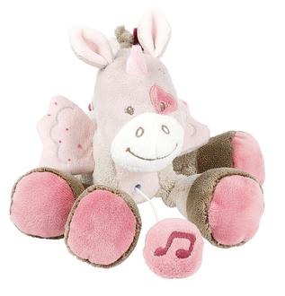 Мягкая музыкальная игрушка Nattou Soft Toy Mini Nina, Jade Lili Единорог 987097