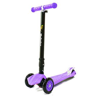 Самокат Hubster Maxi Plus цвет фиолетовый