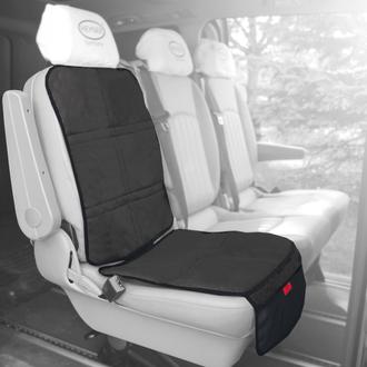 Защитный коврик на сиденье и спинку HEYNER Seat+Backrest Protector Black черный