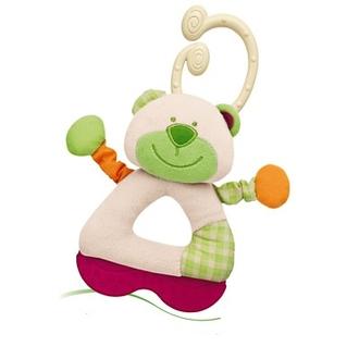 Игрушка развивающая Chicco Мишка Тедди «Смешная фигурка»