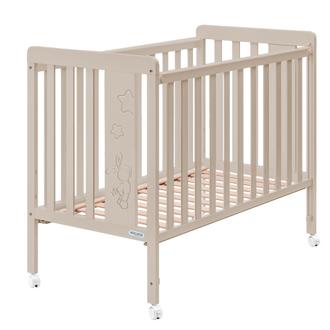 Кровать 120x60 Micuna Rabbit Матрас полиуретановый СН-620(Sand)