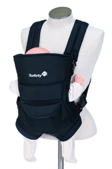 Рюкзак-кенгуру Safety 1st Youmi цвет Full Black