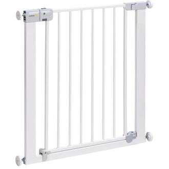 Защитный металлический барьер-калитка Safety 1st для дверного/лестничного проема Auto Close (73-80 с