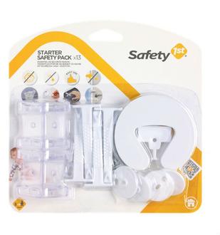 Набор защитных устройств Safety 1st (13 предметов) цвет белый/прозрачный