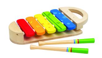 Деревянная игрушка Hape Ксилофон