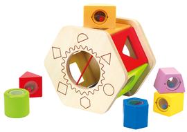 Сортеры, пирамидки, кубики