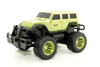 Машина на ру BALBI RCO-1401 G Внедорожник 1:14 зеленый металлик