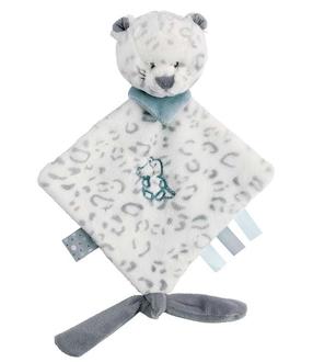 Мягкая игрушка малая Nattou Loulou, Lea Hippolyte Doudou Леопард 963176