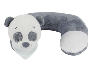 Подушка-подголовник Nattou Neck pillow Loulou, Lea Hippolyte Панда 963466